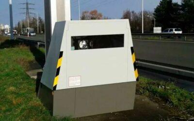 Llegan los nuevos radares autónomos: la última técnica para multar en carretera